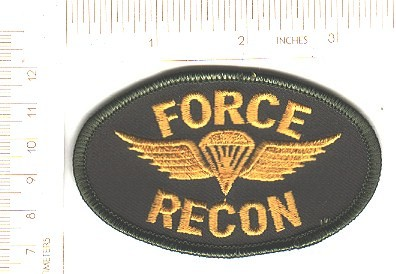 USMC Force Recon wings me ns $4.00
