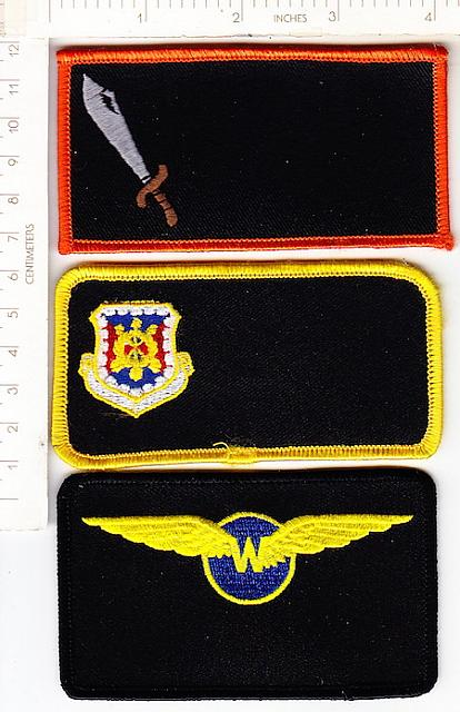Pilot Badge Set #4 all me ns $ 9.00