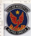 821st Air Mobility SQ me ns $3.00