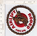 Airlift Rodeo Pope AFB ce ns $3.50