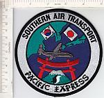 Southern Air Transport Pacific Express me ns $5.00