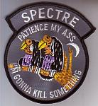 USAF SPECTRE PATCHES