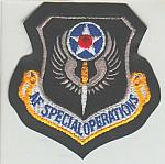 USAF Special Operations Patches