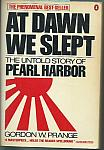 WW2 At Dawn We Slept pb $5.00
