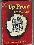 "WW2 ""Up Front"" Bill Mauldin  pb $6.00"