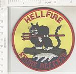 USMC HELLFIRE Shore Defense me ns $4.00
