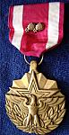Army Meritorious Service Medal 2 oak leaf clusters pb $25.00