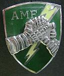 Allied Mobile Force Instructor Badge (no fob) $8.00