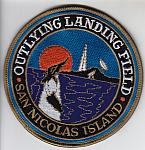 Outlying Field SAN NICOLAS ISLAND me ns $3.00