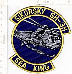 SIKORSKY SH-3H Sea king ce ns $3.00