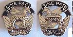 1st Special OPerations Cmd L&R pair new obs $25.00