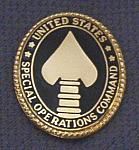 Special Operations Cmd new $7.50