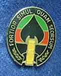 U.S. Special Operations Joint Force Afghanistan DUI cb $8.50